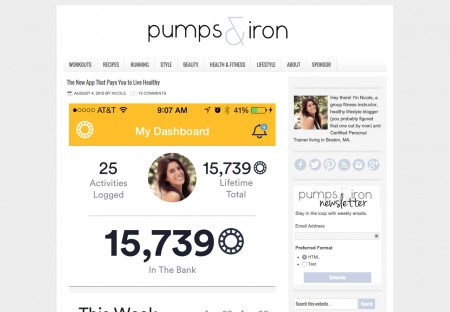 Pumps and Iron