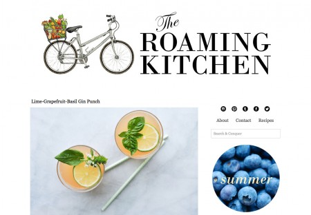 The Roaming Kitchen