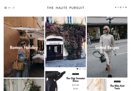 The Haute Pursuit